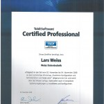Tobit Certified Professional 2008