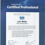 Tobit Certified Professional 2011